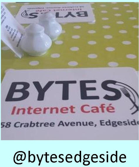 Bytes internet Cafe Edgeside
