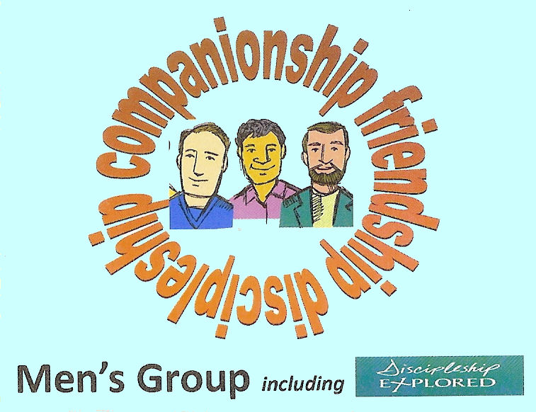 Mens Group at Edgeside